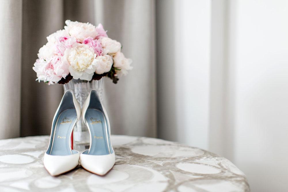 Luxus Brautschuhe