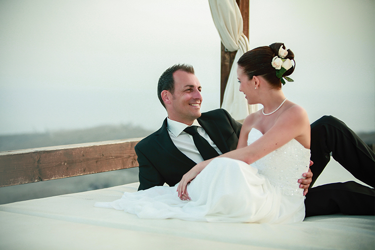 Destination Wedding auf Gran Canaria Sharetton Hotel