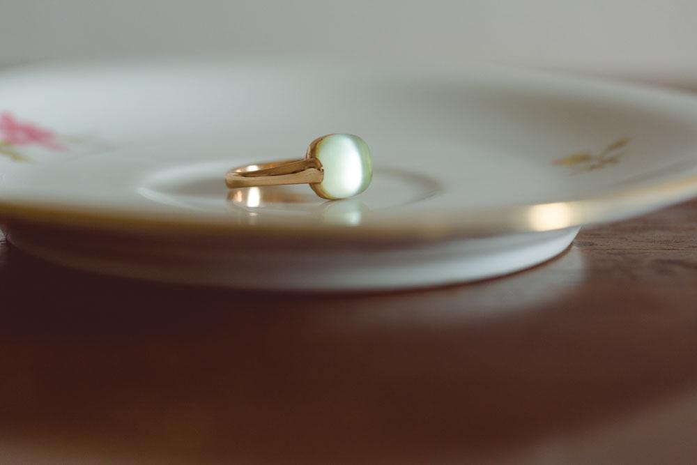 Edelstein-Ring