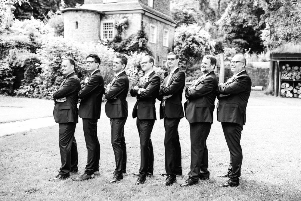 Gruppenbilder Männer