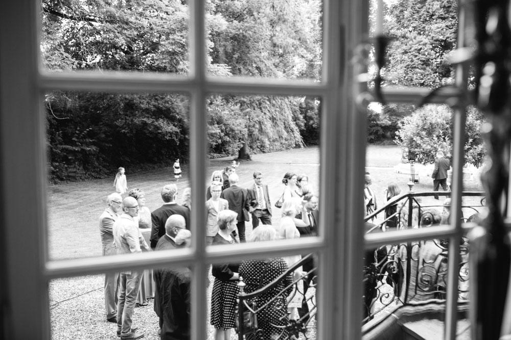 Hochzeitsreportage Ambiente Trauung