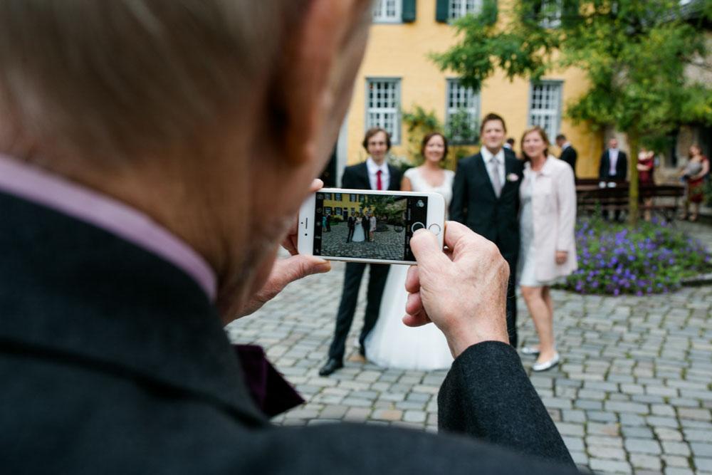 Hochzeitsreportage Wuppertal Fotografin Petra Fiedler