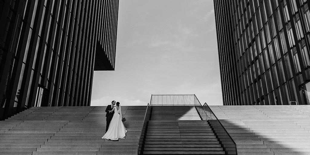 Hochzeitsfotograf Duesseldorf Hyatt Regency