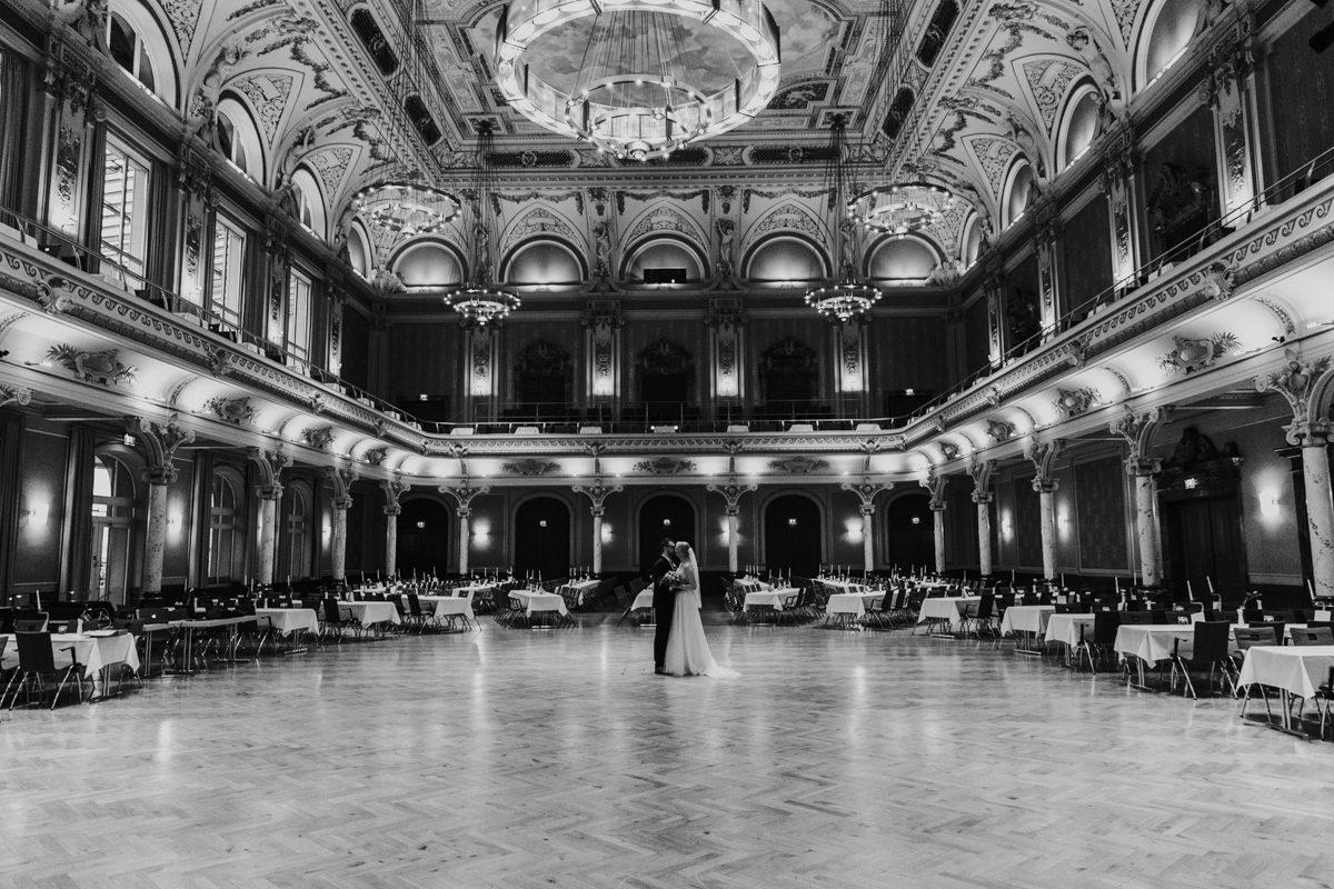 Hochzeitsfotos Stadthalle